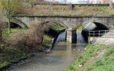Kanal sichtbar machen – Brücken am Weg